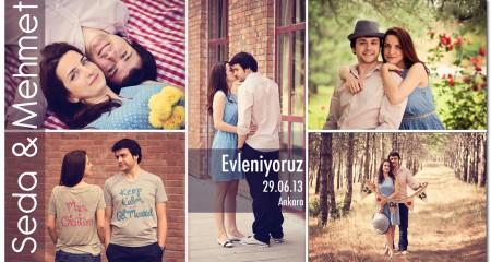 Seda & Mehmet